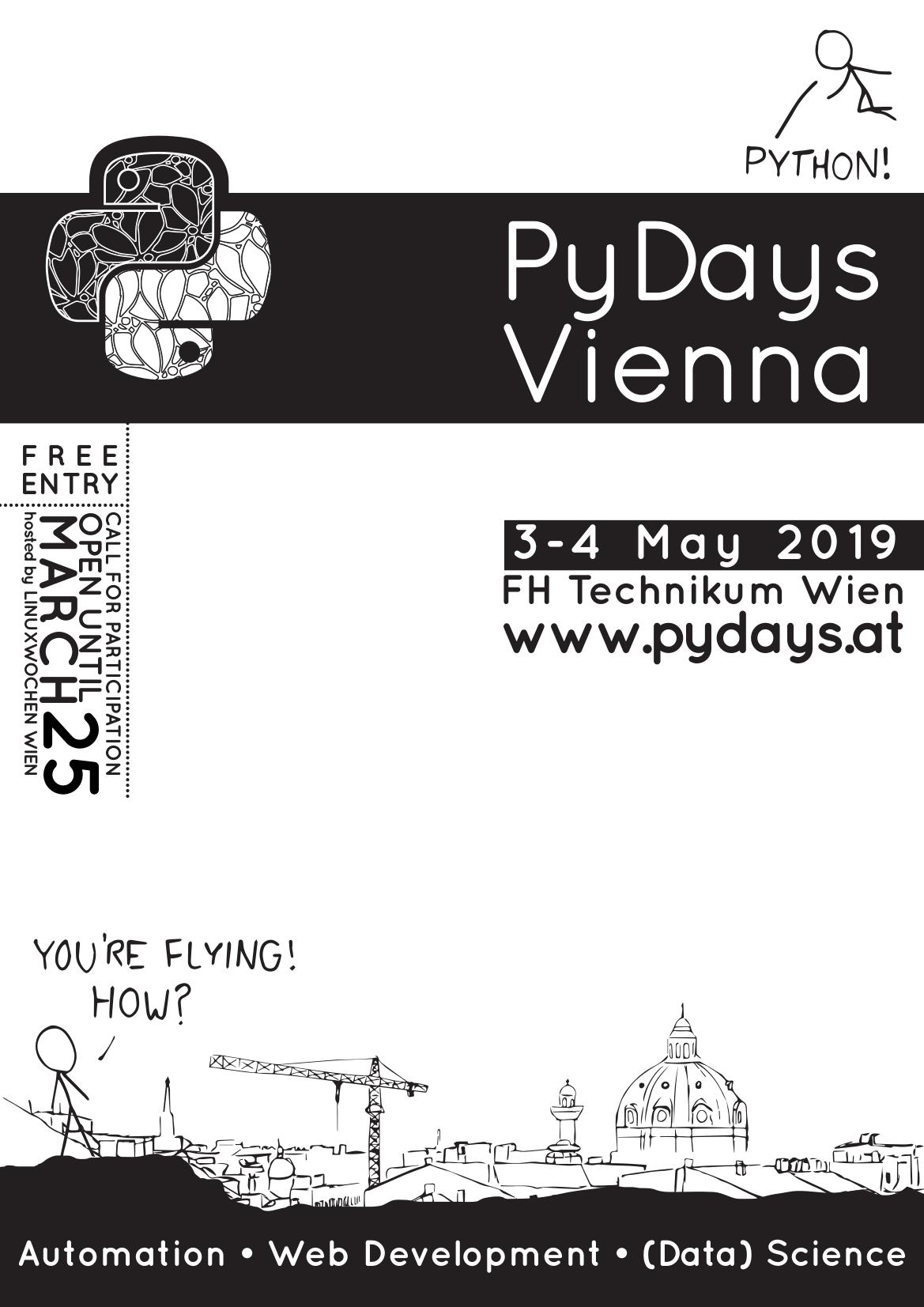 PyDays Poster